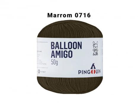 LINHA BALLOON AMIGO 50G 0716
