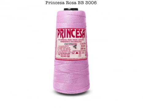 LINHA PRINCESA 3006 ROSA BEBE