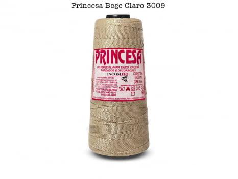 LINHA PRINCESA 3009 BEGE CLARO